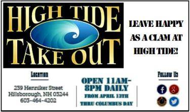 High Tide Ad