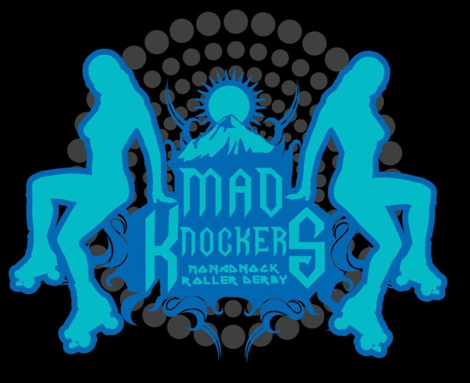 mad knockers logo