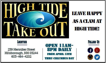 High Tide Ad