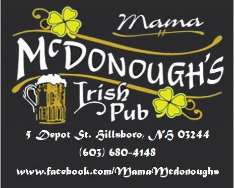 Mama McDonough Ad